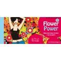 Talonario Flower Power