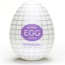 Huevo-Egg masturbador SPIDER