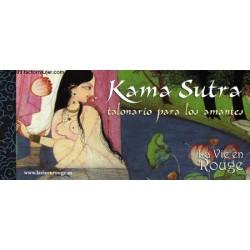 Talonario Kama Sutra
