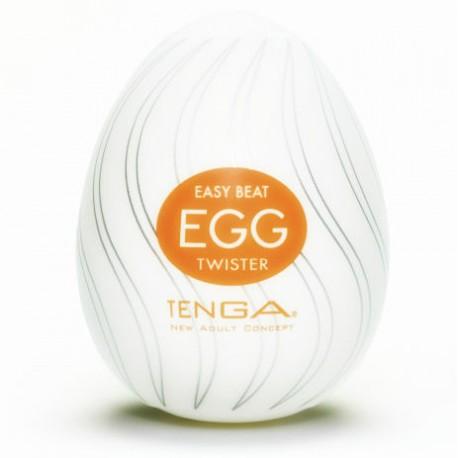 Huevo-Egg masturbador TWISTER