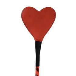 Fusta corazón piel (72cm.)