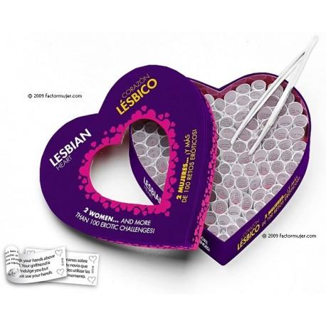 Corazón Lésbico - Juego