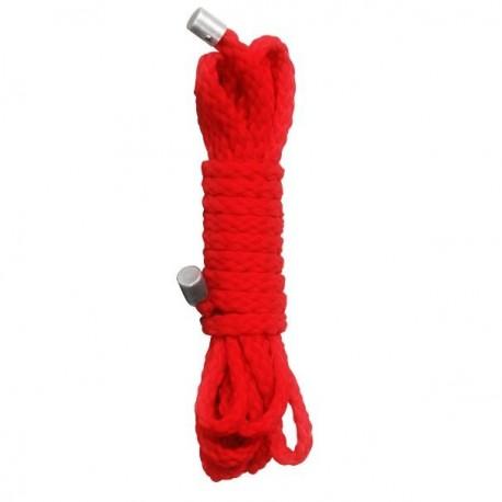 Cuerda atar KINBAKU - Roja (1,5 m)