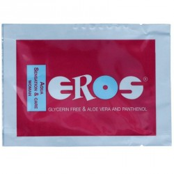 Monodosis lubricante Eros - AQUA & CARE WOMAN (4ml)