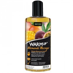 Aceite estimulante WarmUp - MANGO MARACUYA