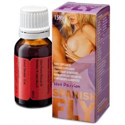 Gotas estimulantes UNISEX - Hot passion (15ml)
