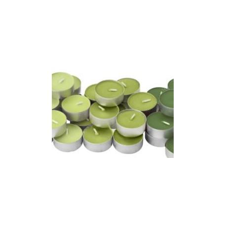 Vela de té aromática - Manzana (1)