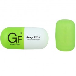 Sexy Pills - Green Feez 46