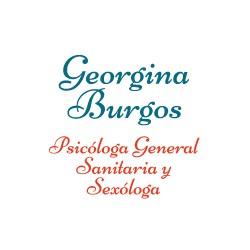 Sexóloga y terapeuta de pareja Georgina Burgos