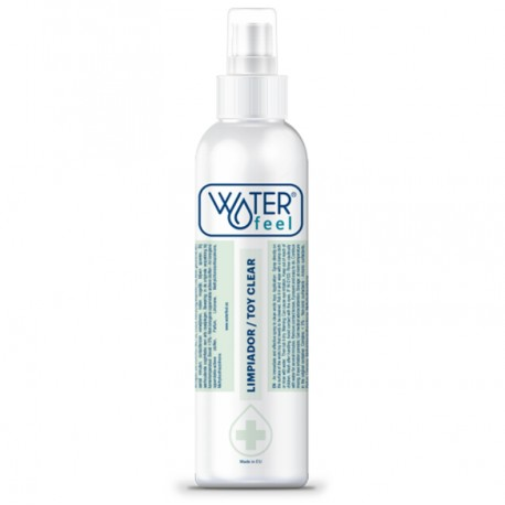 Limpiador waterfeel 150ml - TOY CLEAR