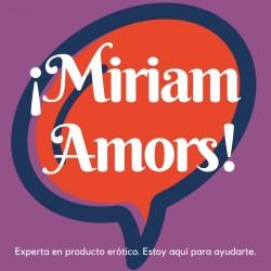 Miriam Amors, experta en producto erótico