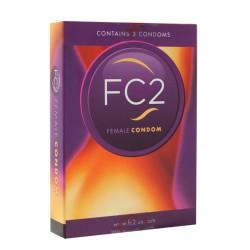 Condón femenino - Femidom (3)