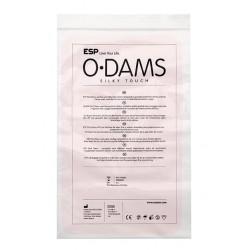 Barrera oral látex ultra finas - O.DAMS (Fresa)