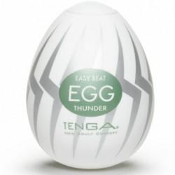Huevo masturbador Tenga - Egg THUNDER