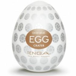 Huevo masturgador Tenga - Egg CRATER