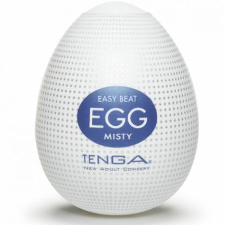 Huevo masturgador Tenga - Egg MISTY