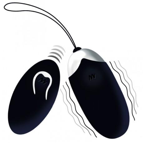 Huevo vibrador remoto y recargable - FLIPPY EGG II