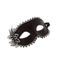 Máscara veneciana negra - GP