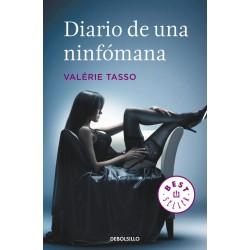 Libro Bookcrossing Diario de una ninfómana