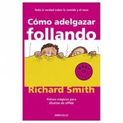 Libro bookcrossing Cómo adelgazar follando de Richard Smith