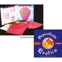 Libro erótico de papiroflexia + juego