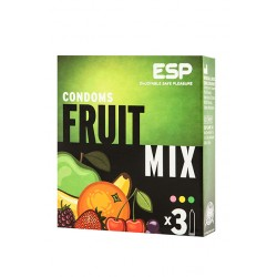 Condones FRUIT Mix ESP (3)