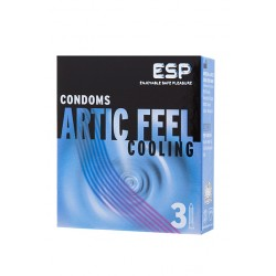 Condones ARTIC Feel Cooling ESP (3)