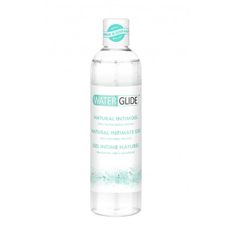 Lubricante waterglide GEL INTIMO NATURAL 300 ml