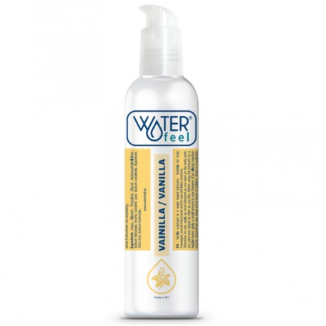 Lubricante VAINILLA Waterfeel 150ml