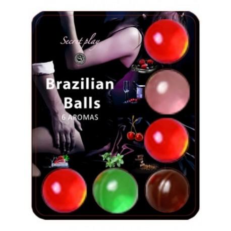 Brazilian Balls AROMAS VARIADOS (6)