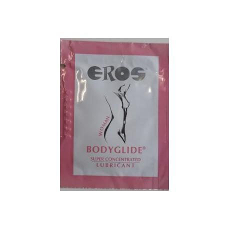 Monodosis Eros Woman Bodyglide silicona (2ml)