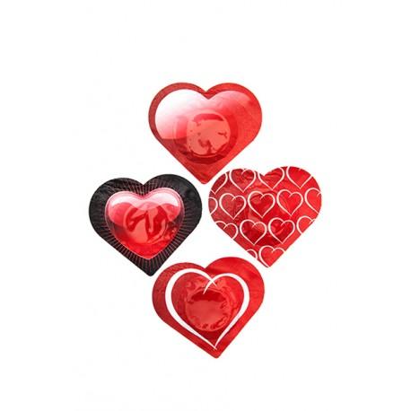 Condón Corazón (1) - fino