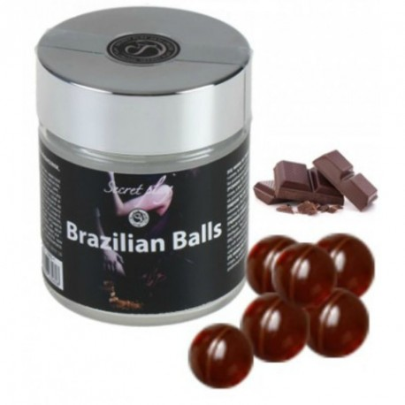 Brazilian Balls tarro - aroma CHOCOLATE