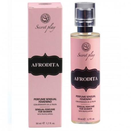 Perfume femenino feromonas - AFRODITA