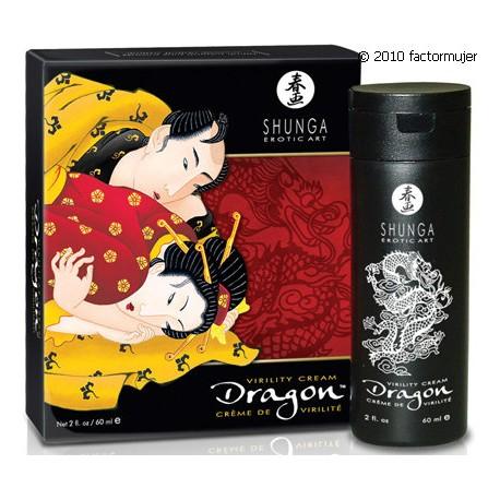 Crema unisex Shunga Dragon - Virility cream