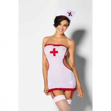 30264 Disfraz de enfermera PERSEA (M)