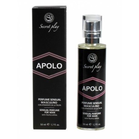 Perfume masculino feromonas APOLO (50ml)