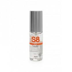 Lubricane anal S8 agua (50ml)