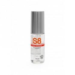 Lubricante anal warming S8 agua (50ml)