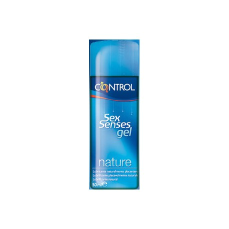 Lubricante Control - Sex Senses Gel Nature