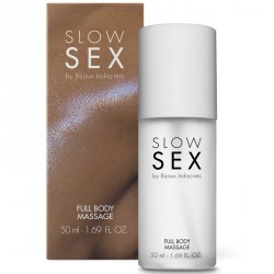 Slow Sex FULL BODY MASSAGE piel seda