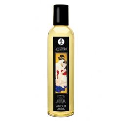 Aceite de masaje Shunga AMOUR (Sweet Lotus)