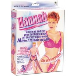 Muñeca hinchable - Hannah
