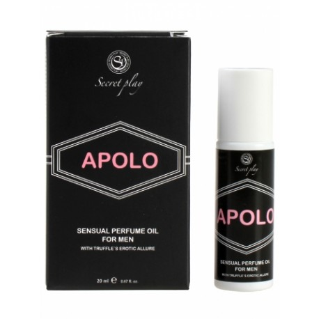 Perfume en aceite APOLO (20ml)