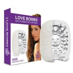 Masturbador Love Bombs JADE