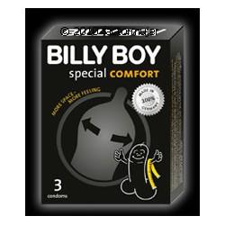 Condón Billy Boy Special Comfort (3 unidades)