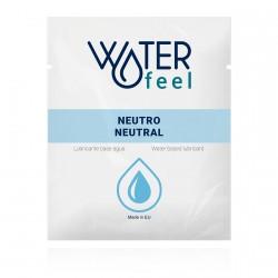Monodosis lubricante Waterfeel NEUTRO 4ml