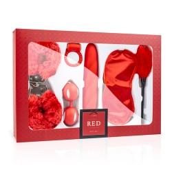Kit 6 piezas LoveBoxxx I LOVE RED