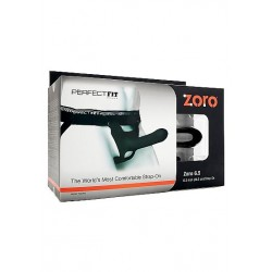 Arnés Perfect FIT ZORO negro 16,5cm