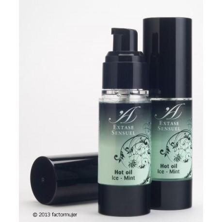 Aceite Hot Extase Sensuel - MENTA